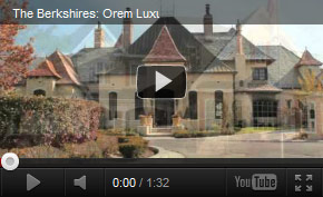 The Berkshires: Orem Utah Luxury Neighborhood